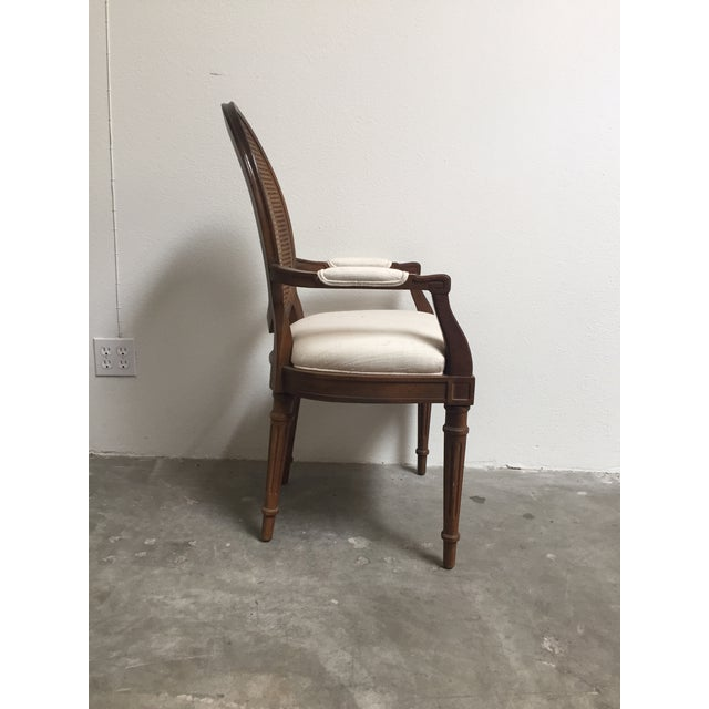 Louis XVI Style Dining Chairs- Set of 6 - Image 8 of 11