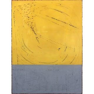 "Ricky Hunt ""Yellow Sunrise"" Original Painting For Sale"