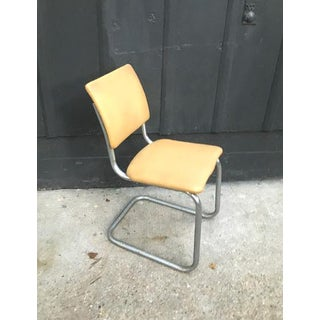 Mid Century Chrome Cantilever Chair Preview