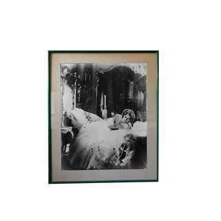 "Photograph of Greta Garbo in ""Camille"" 1936 by Clarence Sinclair Bull For Sale"