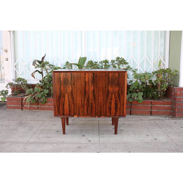 Rosewood Small Cabinet - Image 11 of 11