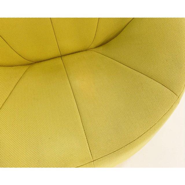 Textile Pierre Paulin Pumpkin Armchair For Sale - Image 7 of 11