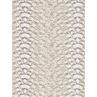Sample, Scalamandre Komodo, Mica Fabric For Sale