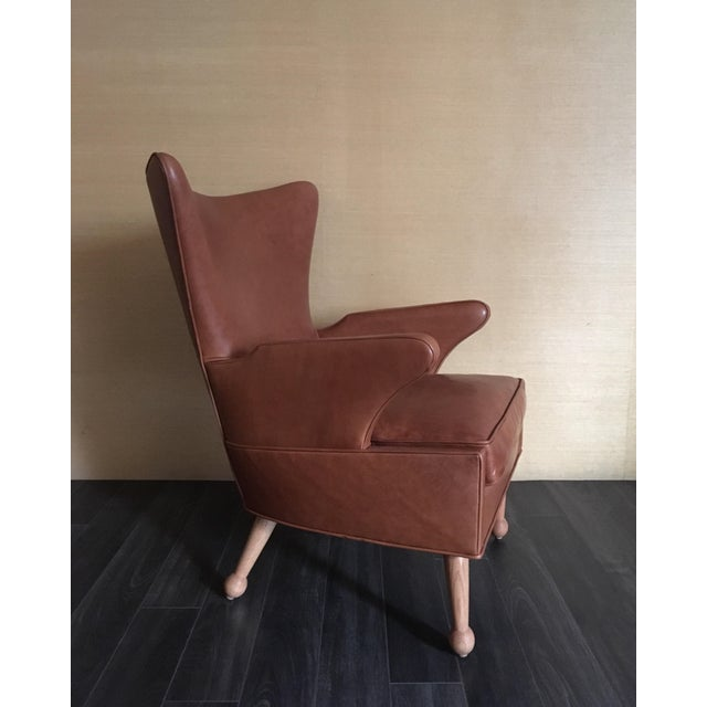 Sabin Mulholland Wingback Chair - Image 5 of 5
