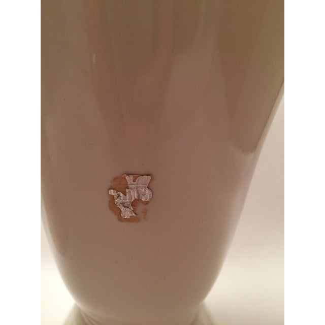 Abingdon Pottery Mid-Century Vases - a Pair For Sale - Image 4 of 6