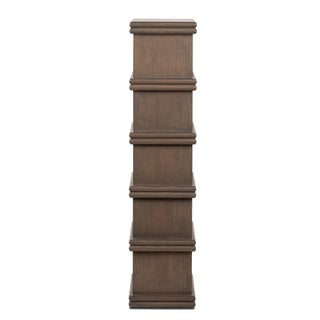 Karl Pedestal in Gray For Sale