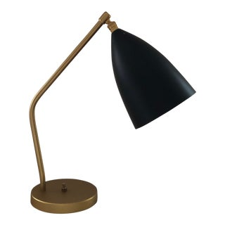 Modern Greta Grossman Grasshopper Table Lamp For Sale
