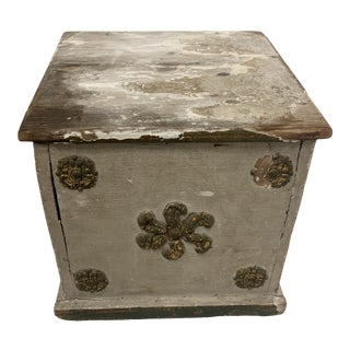 Antique French Pedestal For Sale
