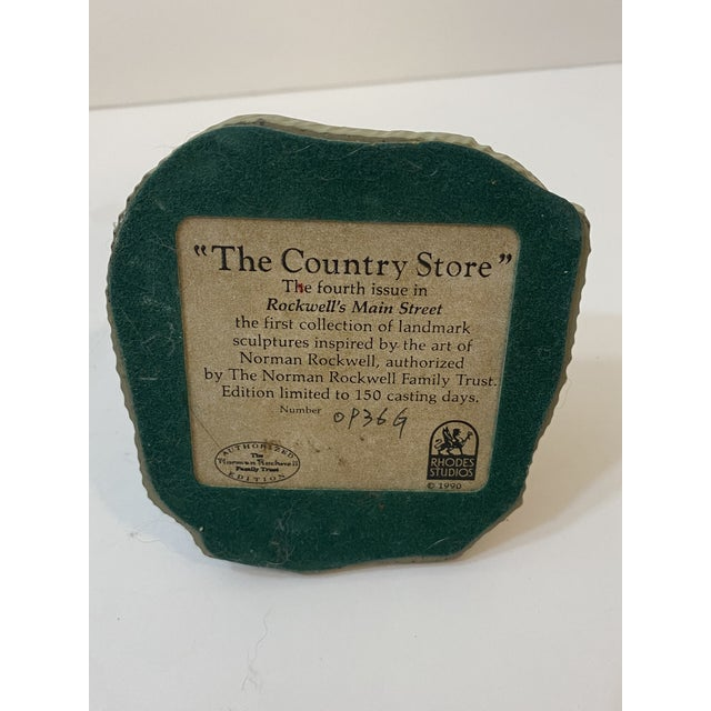 Vintage Country Store Sculpture For Sale - Image 10 of 11