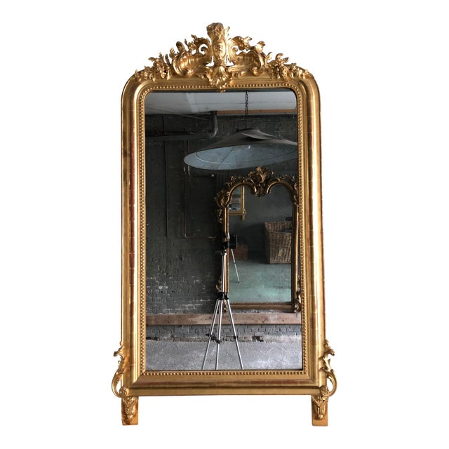 Early 19th Century Mirror South of France For Sale