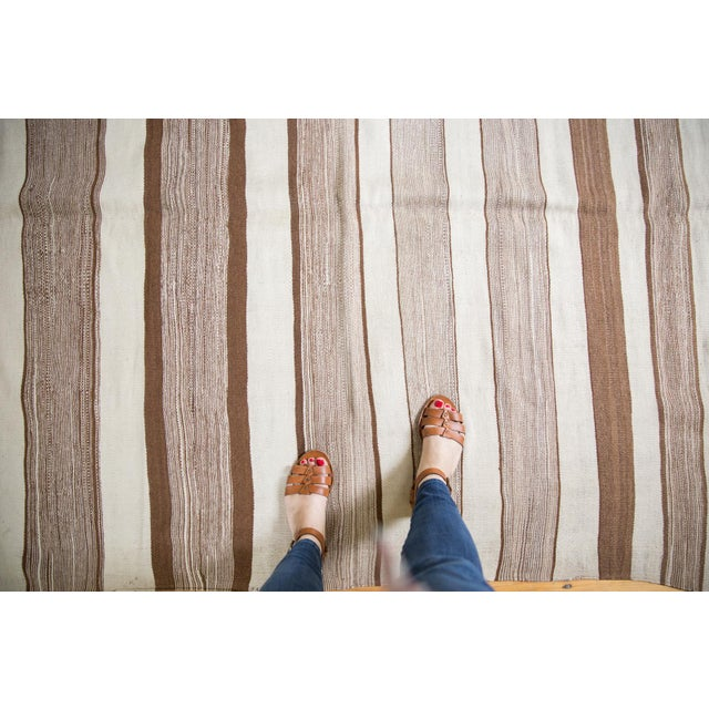 :: Repeating horizontal striped bands in varying degrees of thickness and somewhat patterned alternation. Colors and...