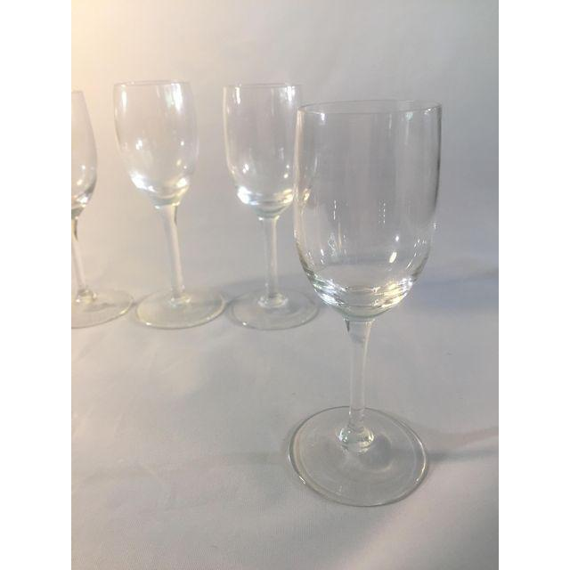 Flute Glasses - Set of 4 - Image 5 of 6