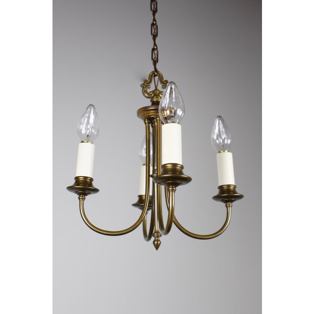 Colonial Revival Candelabra Style Fixture - Image 5 of 8