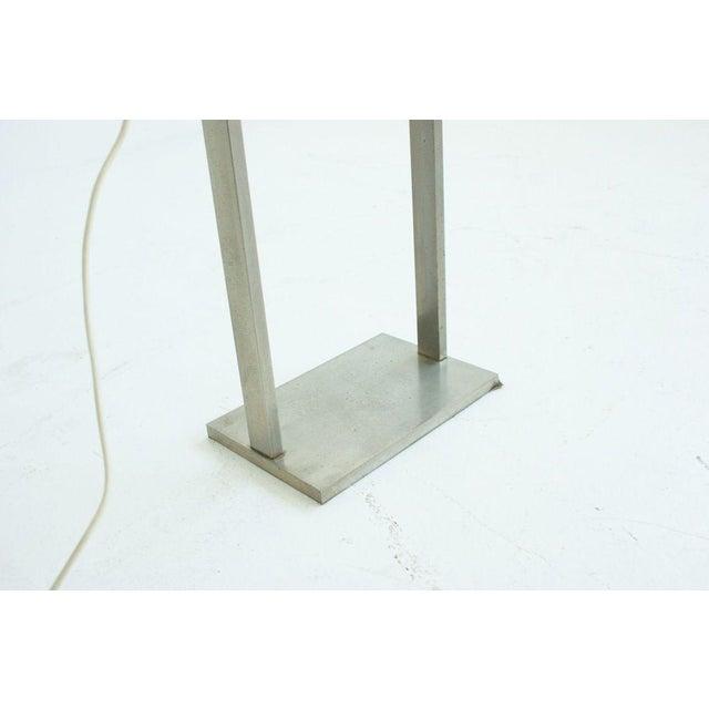 Silver Robert Sonneman Floor Lamp For Sale - Image 8 of 8