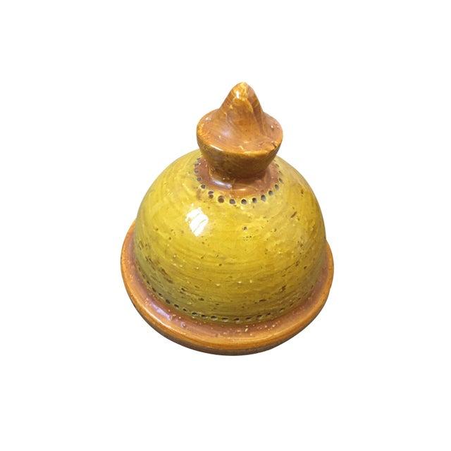 Vintage Aldo Londi for Bitossi Tobacco Jar For Sale - Image 5 of 6