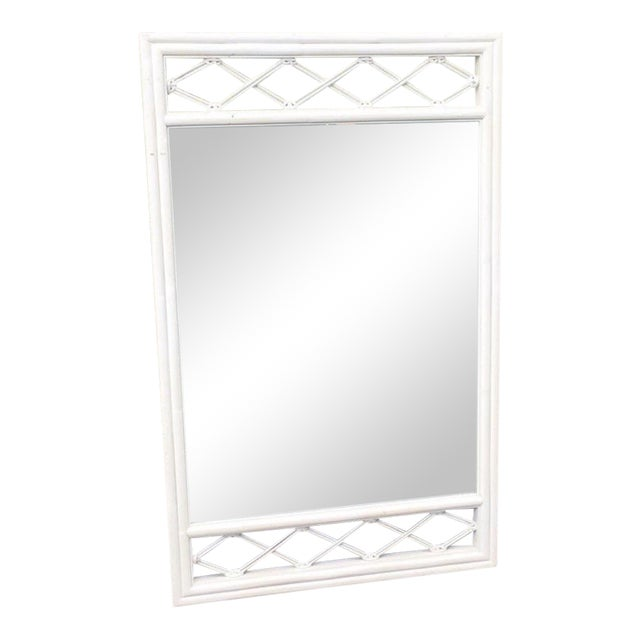 Vintage Ficks Reed Mirrors For Sale