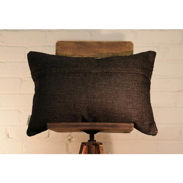 Kuba Vintage Geo Pillow - Image 5 of 5