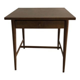 Mid 20th Century Vintage Paul McCobb Planner Group Nightstand Side Table For Sale