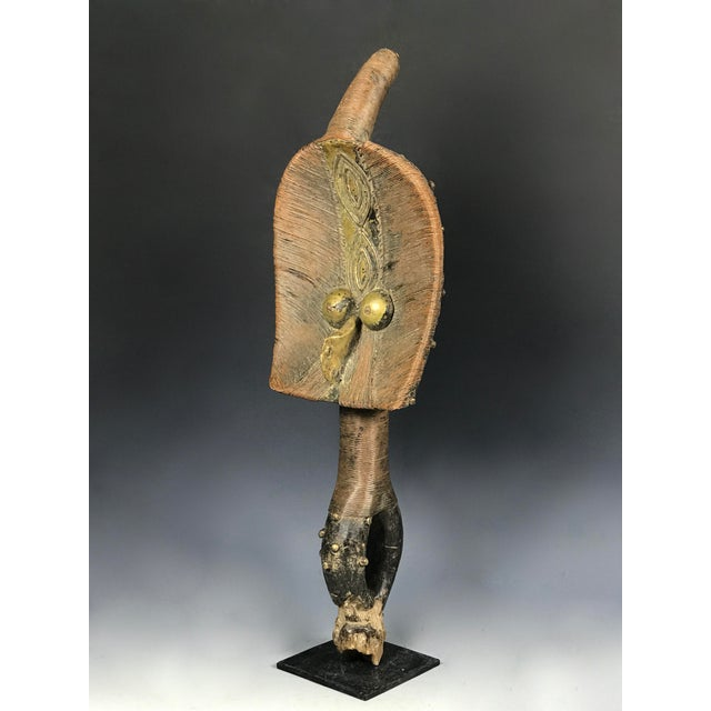 African Art Bakota Reliquary Guardian Figure From Gabon - Image 10 of 11