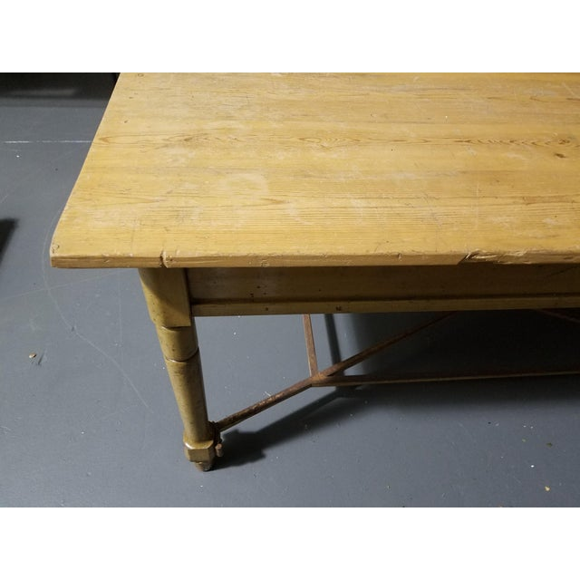 Antique French Dining Table For Sale - Image 5 of 6