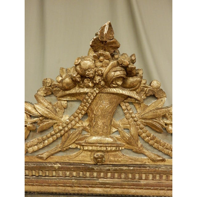 French 18th C. French Directoire Mirror For Sale - Image 3 of 8