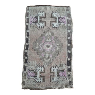 1970s Vintage Rugs- 1′7″ × 3′4″ For Sale
