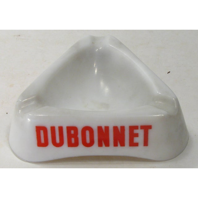Vintage French Dubonnet Ashtray - Image 3 of 6