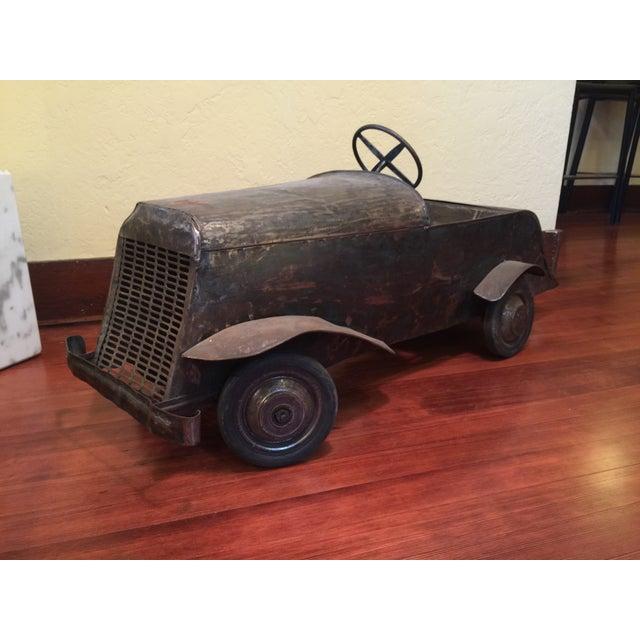 Vintage Pedal Car - Image 2 of 7