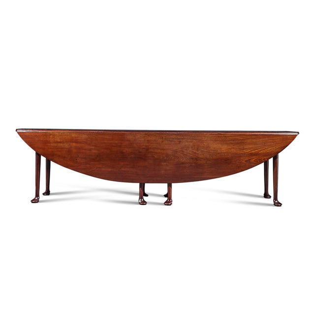 Both outstanding design and rich tradition set apart this intriguing Irish George III-period mahogany table. Often...