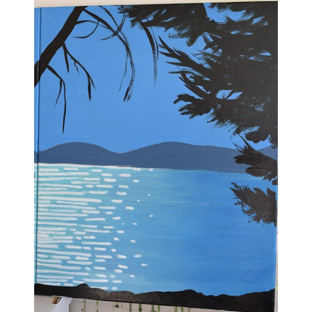 Moon River Triptych - Image 4 of 9