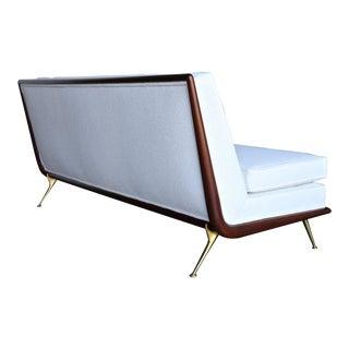 t.h. Robsjohn-Gibbings Sofa, Model 1727 For Sale