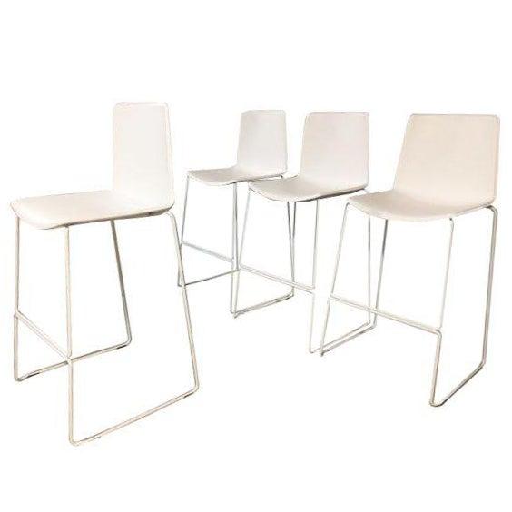Pedrali #899 Tweet Barstools - Set of 4 - Image 1 of 5