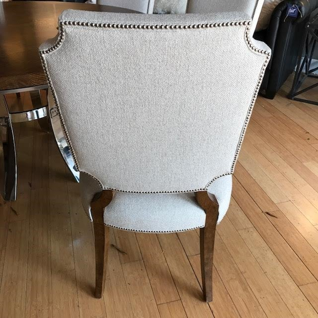 Textile Bernhardt Soho Luxe Dining Set For Sale - Image 7 of 7