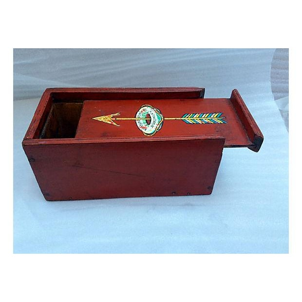 Ship's Antique Mystery Box For Sale - Image 5 of 9
