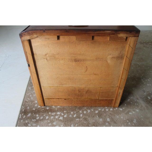 18th Century English Mahogany Dresser For Sale - Image 9 of 11