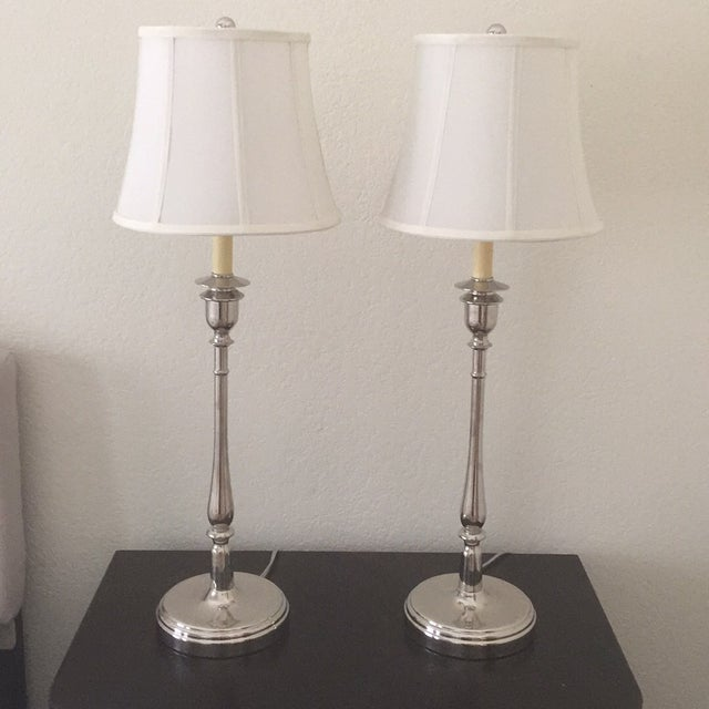 Ralph Lauren Table Lamps - A Pair - Image 2 of 4