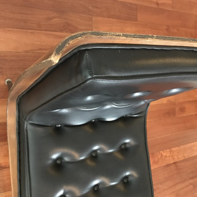 1950s Mid-Century Modern Carter Brothers Scoop Chair For Sale - Image 9 of 13