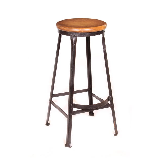 Factory Shop Stool For Sale - Image 9 of 13