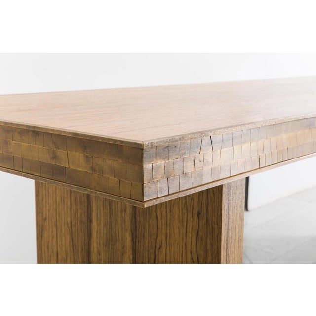 Traditional Damian Jones, Polstead Console/Buffet Table, Usa, 2018 For Sale - Image 3 of 5