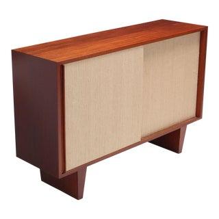 De Coene Minimalist Mid-Century Modern Cabinet For Sale