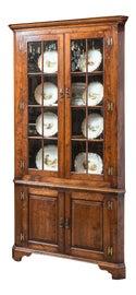 Image of Corner Display Cabinets