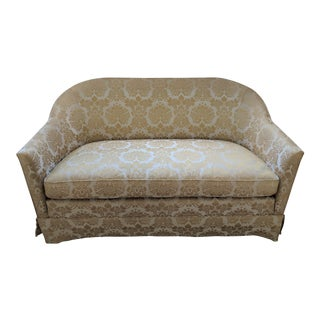 W & J Sloane Settee For Sale