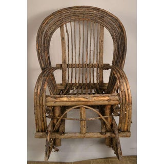 Adirondack Twig Rocking Chair Preview