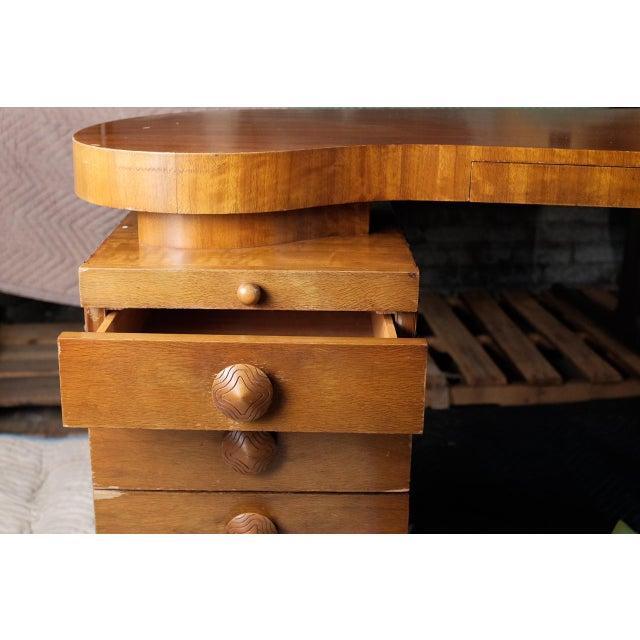 Gilbert Rhode for Herman Miller Kidney Desk - Image 6 of 8
