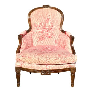 19th Century French Provincial Childs Size Chair For Sale