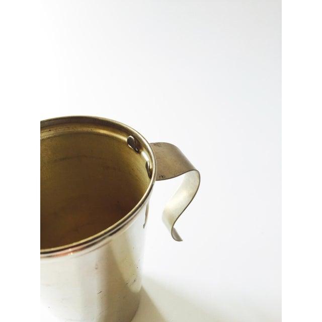Vintage Metal Travel Mugs - Set of 6 - Image 5 of 6