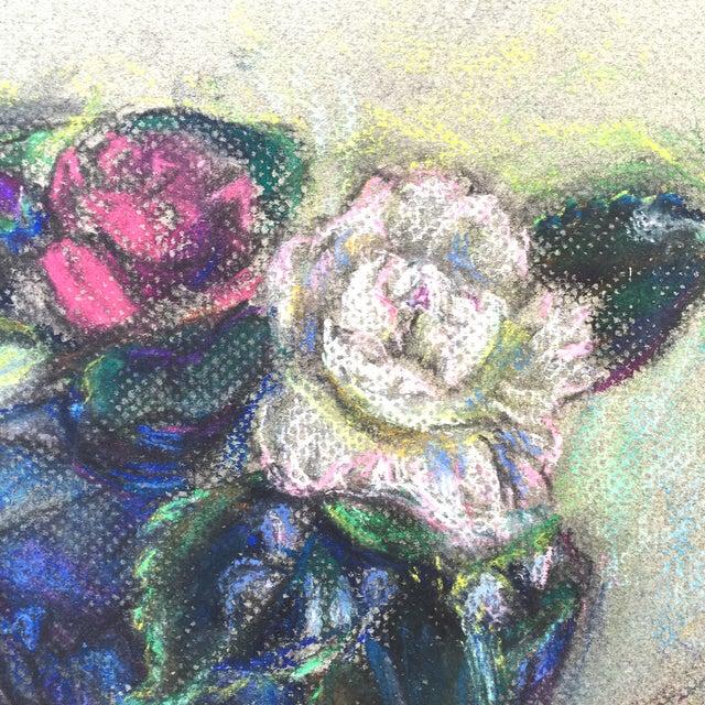 Floral Pastel by Irma Engel Grabhorn - Image 4 of 4