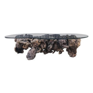 Drift Wood Coffee Table