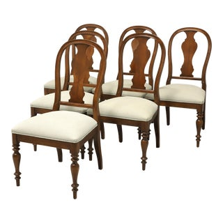 Ethan Allen Custom Classics Dining Side Chairs - Set of 6 For Sale