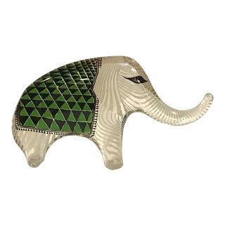 Abraham Palatnik Lucite Op Art Elephant